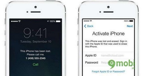 how to change primary icloud account on iphone 6