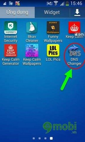 doi dns android