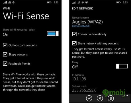 Phat Wifi on Windows Phone 8.1