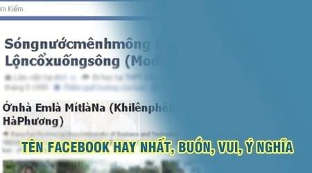 ten facebook