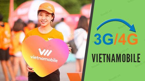 cach doi sim 3g sang 4g vietnamobile