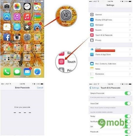 how to turn off read receipts on iphone 6 plus