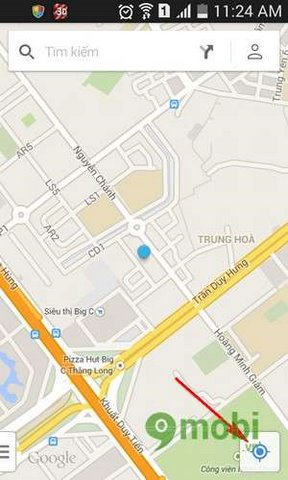 su dung google map tren android