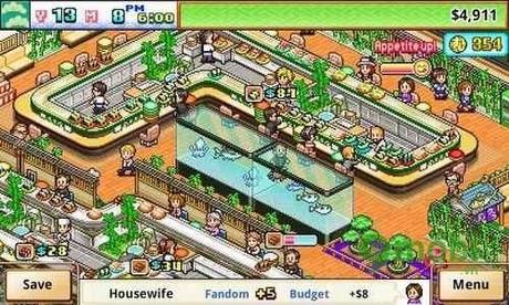 Restaurant Manager Spiele