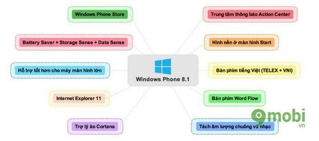 Windows Phone 8.1 - The most prominent feature