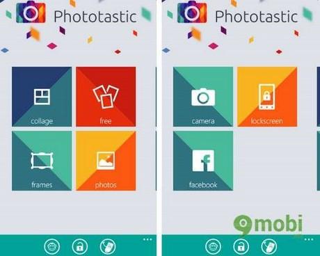 Collage on Windows Phone