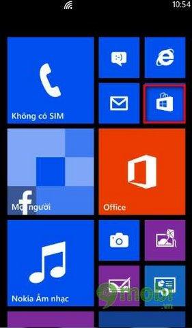 Create an account on the Microsoft Windows Phone