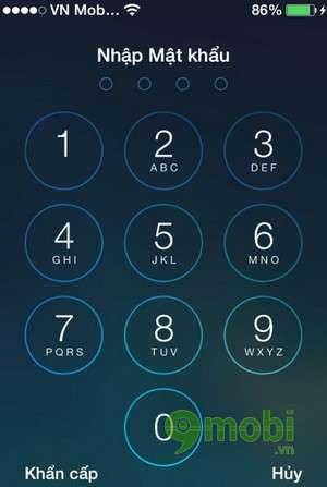 tao anh man hinh khoa cho iphone, ipad