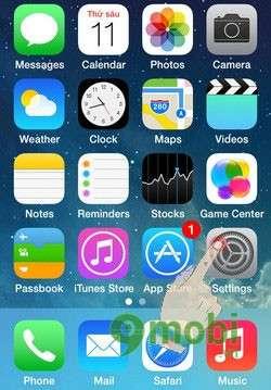 bat phim home ao tren iphone 6 plus, 6, ip 5s, 5, 4s, 4