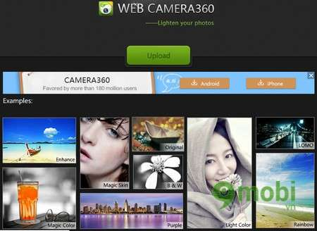 Camera360 on PC - Guide by Camera360 photo editing on PC