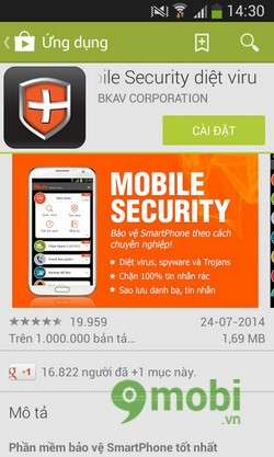 Bkav Mobile for Android