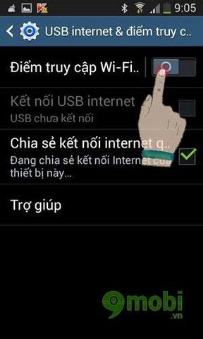 phat wifi bang android