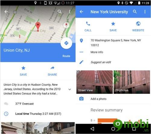 tải Google Maps 9.1