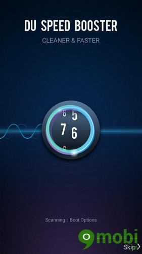 download DU Speed Booster miễn phí