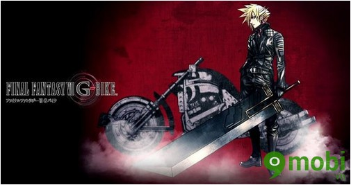 Tải game Final Fantasy VII G Bike cho Android
