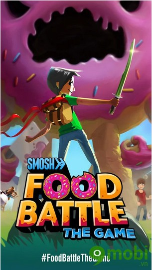 tải game Food Battle cho Android