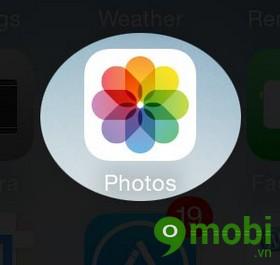 cách ẩn ảnh trên iPhone 6