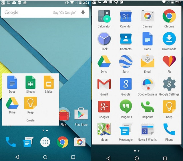 Android 5.0 bị lỗi tin nhắn