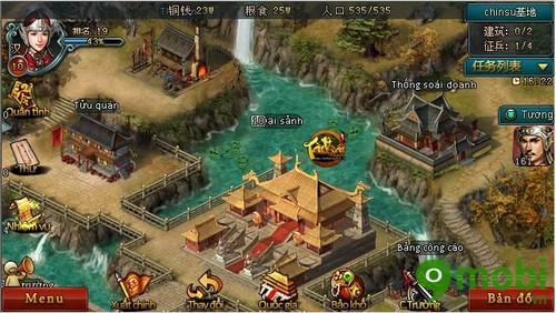 tải game Tào Tháo Truyện cho Lumia