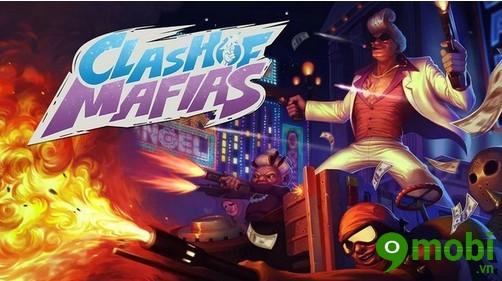 tải Clash of Mafias miễn phí