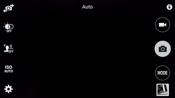 tạo chế độ chụp ảnh mới cho Galaxy S5