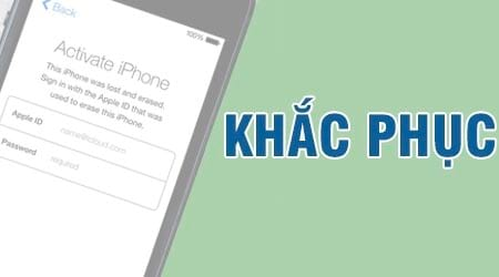khac phuc loi bi dinh icloud icloud bi vo hieu hoa tren iphone