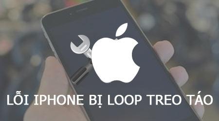 cach khac phuc loi iphone bi loop treo tao