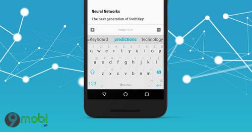 microsoft tich hop tim kiem bing cho swiftkey cho android