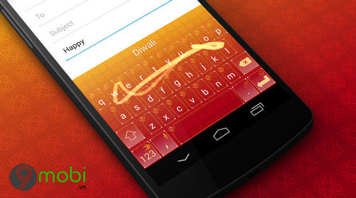 swiftkey beta cho android bo sung cong cu tim kiem bing