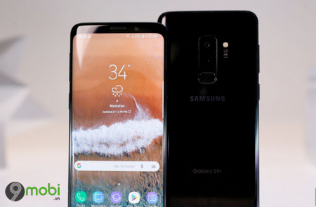 samsung cap nhat android pie cho galaxey s9 va s9 som