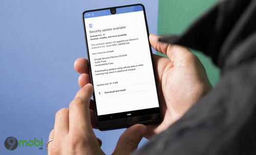 google phat hanh ban va bao mat android thang 12 sua nhieu loi tren pixel 3