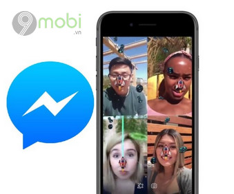 facebook ra mat game ar cho messenger