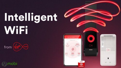 virgin media phat hanh ung dung intelligent wifi and connect