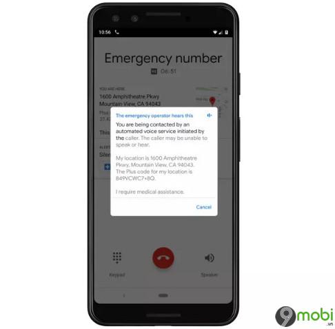 google bo sung tinh nang text to speech cho ung dung phone tren pixel