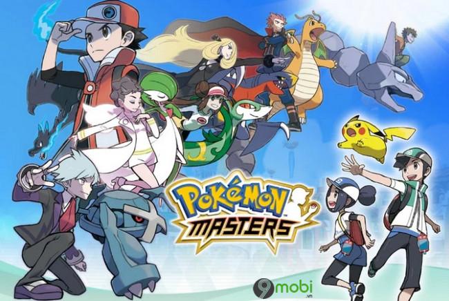 pokemon masters da co phien ban chinh thuc danh cho android va ios