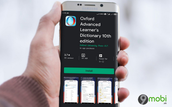 oxford advanced learner s dictionary da cap ben ios va android
