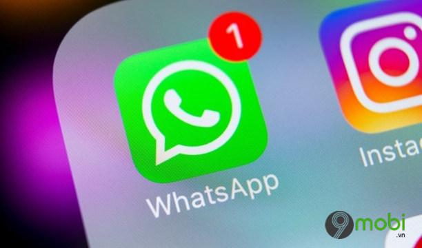 whatsapp bat dau thu nghiem messenger rooms cho iphone