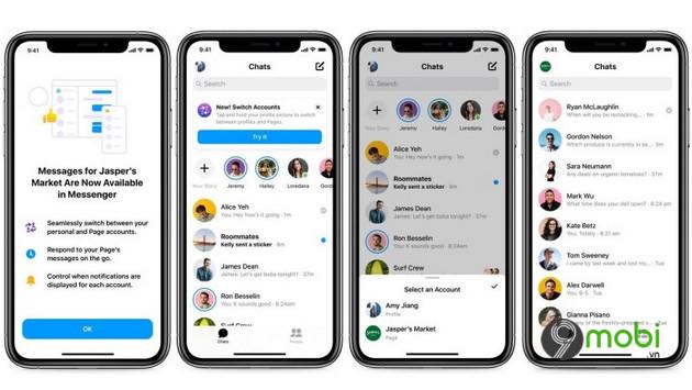facebook ra mat hop thu den cho cac doanh nghiep trong messenger
