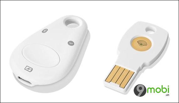 google lam cho viec su dung security key tren cac thiet bi ios tro nen de dang hon