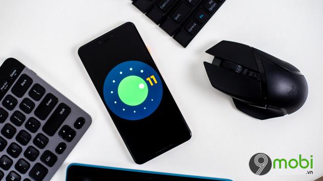 android 11 se khong ho tro chuc nang chup man hinh cuon trang