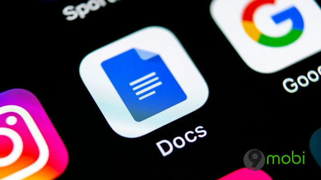 google docs sheets cho android ho tro chinh sua file word excel powerpoint