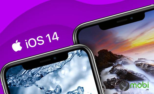 apple bat dau trien khai ios 14 cho iphone 6s tro len
