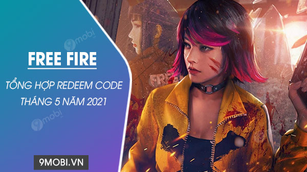 redeem code free fire thang 5 2021