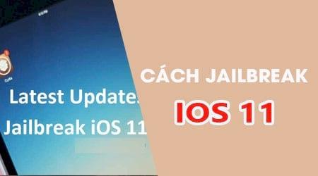cach jailbreak ios 11 cho iphone ipad nhu the nao