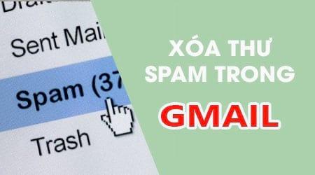 cach xoa thu rac spam gmail tren dien thoai