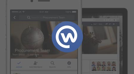 cach thay anh bia nhom tren facebook workplace