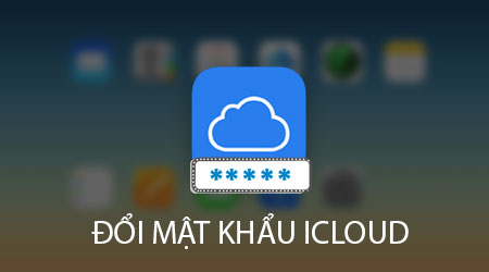 doi mat khau icloud