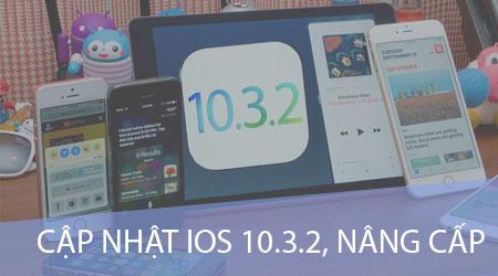 cach cap nhat ios 10 3 2 cho iphone ipad qua ota va itunes