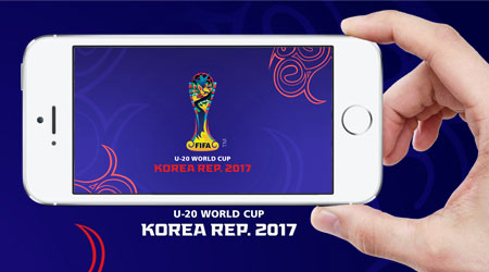 cach xem truc tiep u20 worldcup tren dien thoai