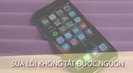sua loi iphone khong tat duoc nguon